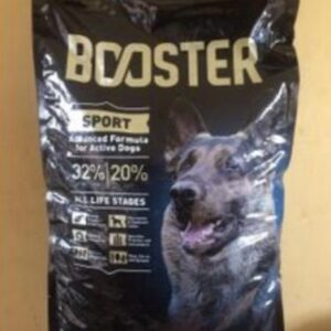 Booster Dry Food 15kg