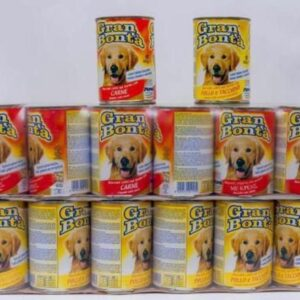 Pack of 12 cans